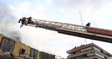 Fire outbreaks in Kumasi destroys properties