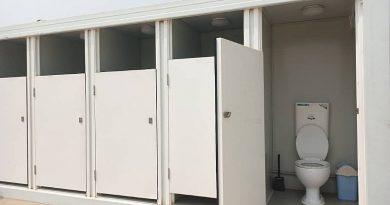 Ga East MCE urges good maintenance of new Kwabenya-Atomic Biogas Toilet facility