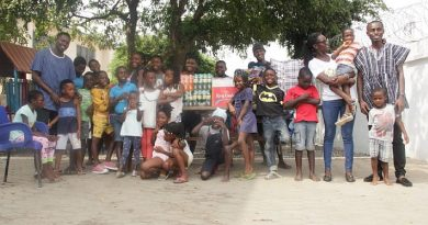 Get Out Of Depression donates to Assurance of Hope For the Needy Orphanage at Tashie