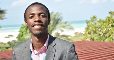 Ghanaian climate activist calls for mandatory climate change education for youth