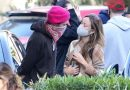 Harry Styles and Olivia Wilde Were Photographed Showing PDA in Santa Barbara