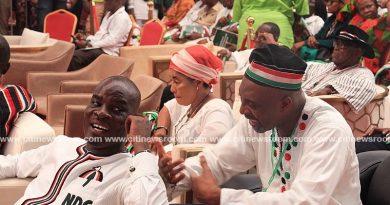 Haruna Idrissu praises Muntaka over Bagbin's victory