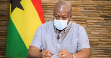 I can't think far! Akufo-Addo preaches concensus building, and next, Police charges NDC lawmakers for unlawful assembly – Mahama