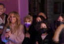 Jennifer Lopez and Her Kids Welcomed 2021 Onstage in Times Square