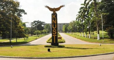 KNUST Republic Hall, students not affected by fire – Management