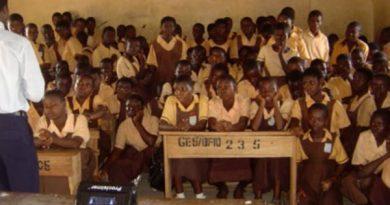 Koforidua: Parents unhappy over class sizes as schools re-open