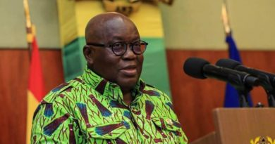 [List] Akufo-Addo releases 30 ministers, 16 regional ministers
