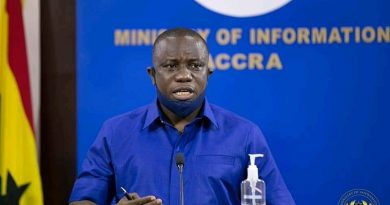 Maintain Dominic Nitiwul as Defense Minister – Akufo Addo told