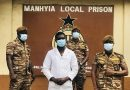 Manhyia Local Prison advocates for the wearing of nose masks