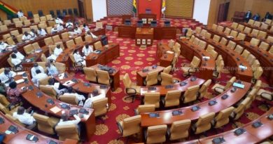 MPs arrive early to occupy Majority side, dressed in white