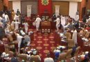 Muntaka 'snatches' ballot box as chaos mar voting for Speaker
