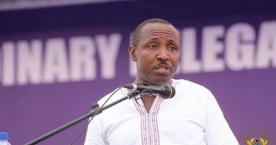 NPP leadership cannot be blamed for Mike Oquaye's defeat – John Boadu's Aide