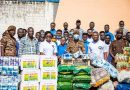 Osafric Ventures supports Nsawam Prisons at Christmas