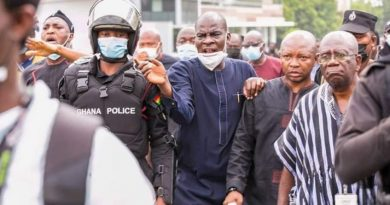 Otokunor, 20 NDC MPs charged over march to EC Headquarters