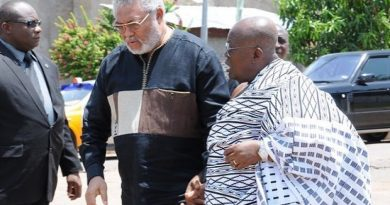 Rawlings came through for me in my difficult moments as President – Akufo-Addo