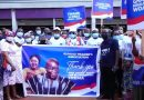 Reappointment of Frema Opare: Kumasi Traders gather to appreciate Akufo-Addo