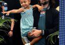 Serena William's 3-Year-Old Daughter Olympia Was Her Biggest Cheerleader at Australian Tennis Tournament