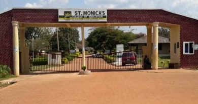St. Monica's College working to advance online learning mode