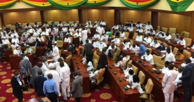 The chaos in Parliament was unnecessary, unacceptable — Shama residents