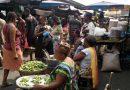 Traders in Kasoa market disregard covid-19 protocols
