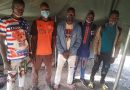 U/W: Five Burkinabes grabbed at Ga inland post for sneaking into Ghana