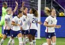 USWNT beat Colombia again on Rapinoe brace