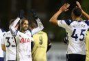 Vinicius hat trick as Spurs end Marine's dream run