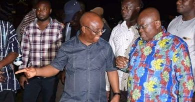 Volta MDCEs commend Akufo-Addo for nominating Dr Letsa