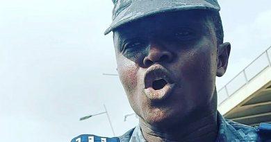 Watch how Citi TV's Umaru Sanda was allegedly harassed by patrol team