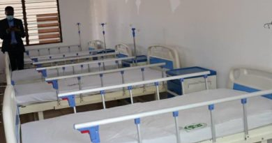 Weija-Gbawe Municipal Commissions Six Bed Maternity Block at Oblogo