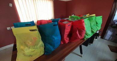 Western Multimedia celebrates New Year's Day with needy