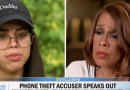 Woman Who Accused Black Teen of Stealing Her Phone Tries to Shush Gayle King During Interview