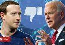 Zuckerberg's Biden problem