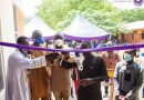 A/R: First Lady builds library for Sekyere Kumawu District