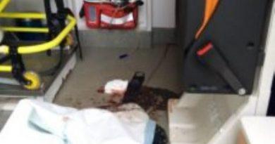 Ambulance Driver, Pregnant woman shot following robbery attack