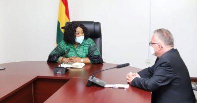 Ayorkor Botchwey woos Serbian investors to invest in Ghana