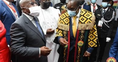 """Bagbin chides Akufo-Addo, """"Your Office got it wrong for not notifying me first, consulting Parliament on Council of State list"""""""
