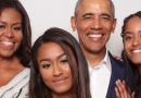 Barack Obama Celebrates the 'Dazzling Light' of Michelle, Sasha, and Malia With This Valentine's Day Post