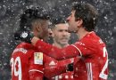 Bayern forced to spend night on plane in Berlin