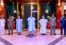 Buhari And The New Service Chiefs By Reuben Abati