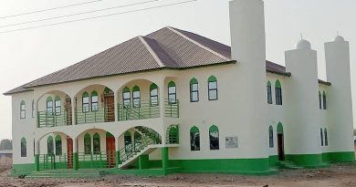 Concerned Muslim Youth Association to commission 2,000 capacity Mosque in North East Region