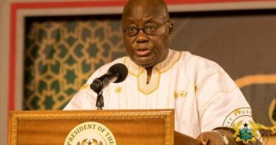 COVID-19: Akufo-Addo name persons to receive first batch of vaccines