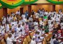 COVID-19: Crossfire Ghana commends Speaker for suspending Parliament