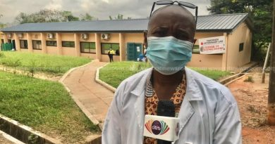 COVID-19 new variant can be transmitted through eyes — Takoradi Veterinary Lab reveals