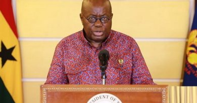 Covid-19: No more weddings, concert and parties until further notice — Akufo Addo
