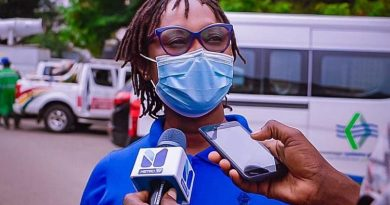 COVID-19 scare: Fears of workers at Justice Ministry allayed after disinfection exercise