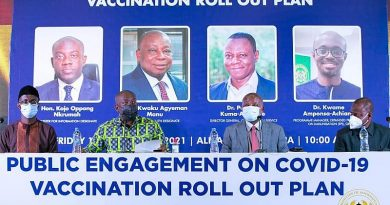 COVID-19 vaccine rollout to cost at least $200 million – GHS