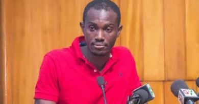 Drop all charges against Ernesto Yeboah – Government told