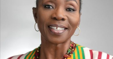 EstherCobbah now sits on the Board of the International Public Relations Association