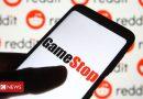 GameStop surges again as Reddit crashes temporarily
